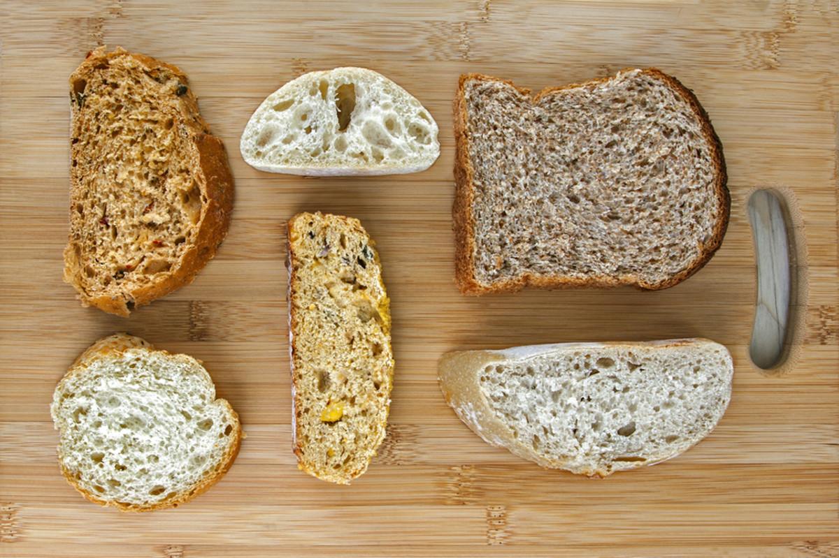 Какой хлеб самый полезный?  - видео рецепты в домашних условиях