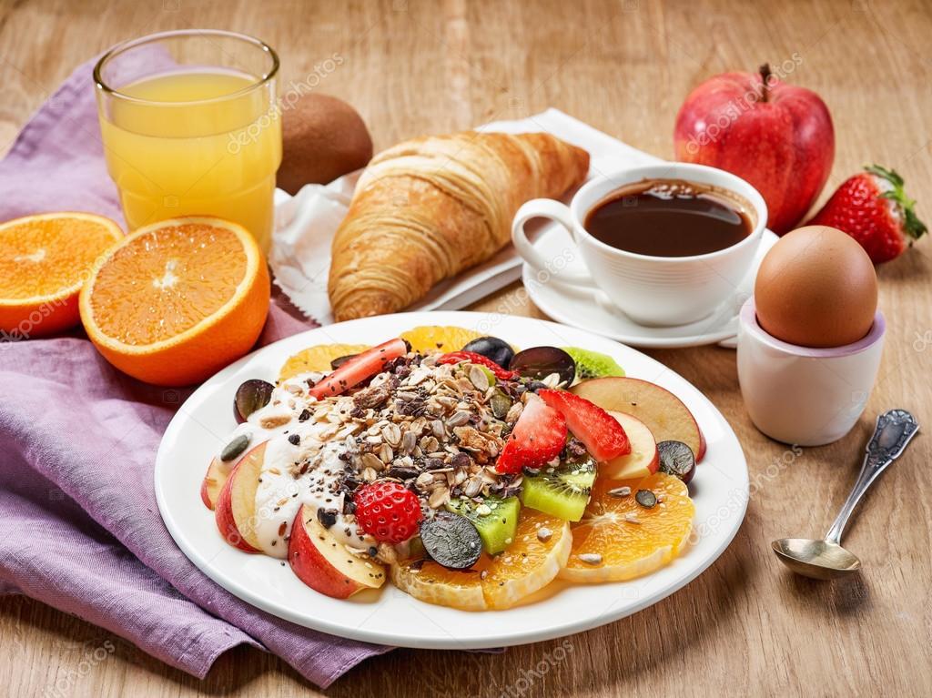 Что лучше есть на завтрак?