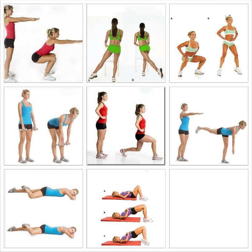 Как похудеть за 2 недели на 10 кг: самые эффективные диеты, упражнения, процедуры