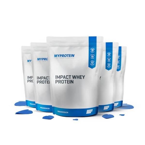 Impact whey 1000 гр - 2,2lb (myprotein) купить в москве по низкой цене – магазин спортивного питания pitprofi