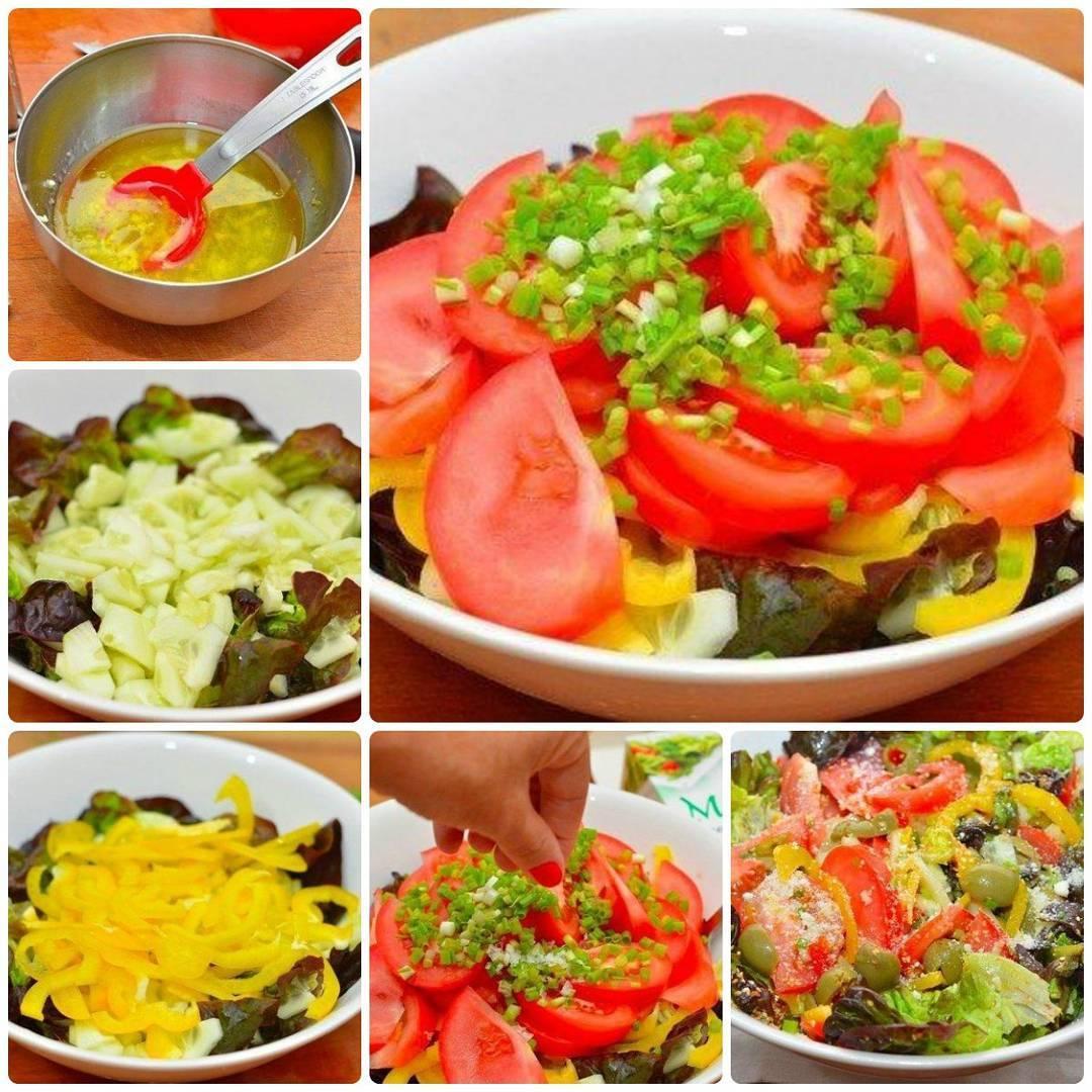Салат для сушки тела идеальный ужин - твой доктор