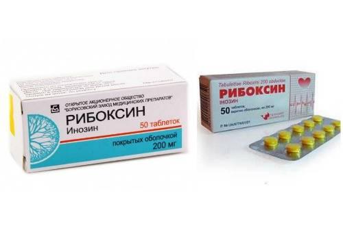 Рибоксин в бодибилдинге: безопасен или лучше даже не пробовать?