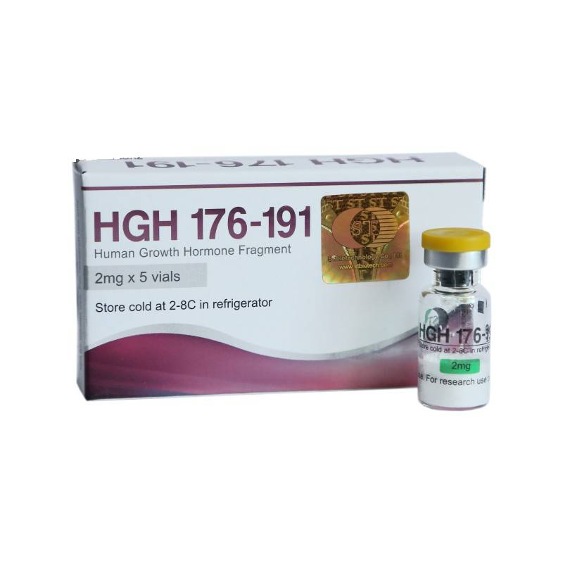 Hgh 176-191 2mg/5vial