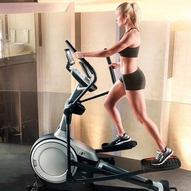 Кардио и силовые тренировки для похудения и правильное питание