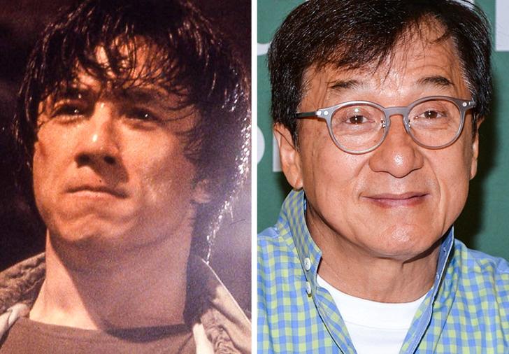 Джеки чан — биография, семья и фильмография актера