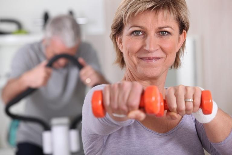 Как похудеть после 50 лет женщине, а также диета и как быстро скинуть вес при климаксе - диета, спорт, добавки для похудения