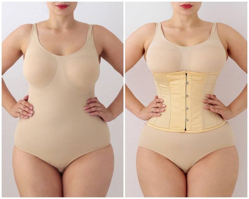 Как выбрать корсет для похудения живота и боков