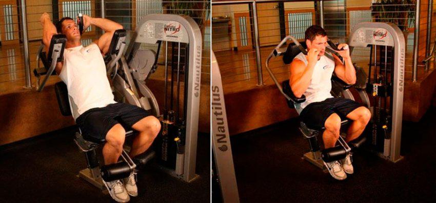 Упражнения на пресс в тренажерном зале: виды и техника выполнения