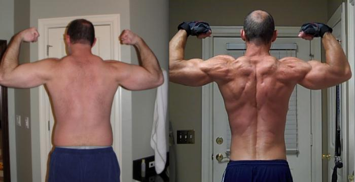 Почему не растут мышцы?