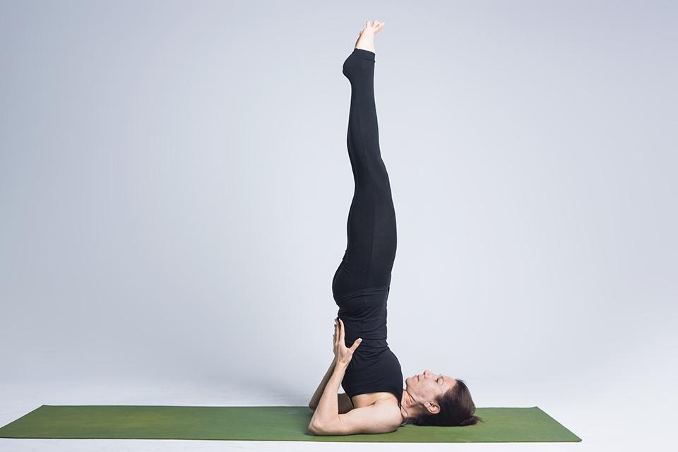 Упражнение березка - 75 фото стойки и правила выполнения вариаций