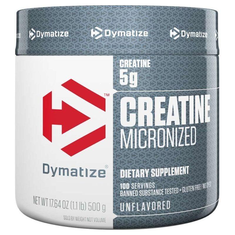 Обзор креатина creatine micronized от dymatize