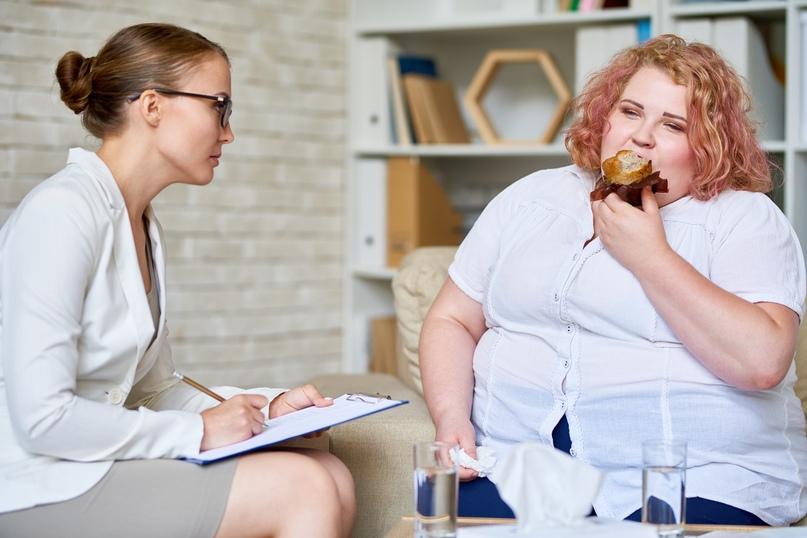 Компульсивное переедание: симптомы, лечение, как бороться