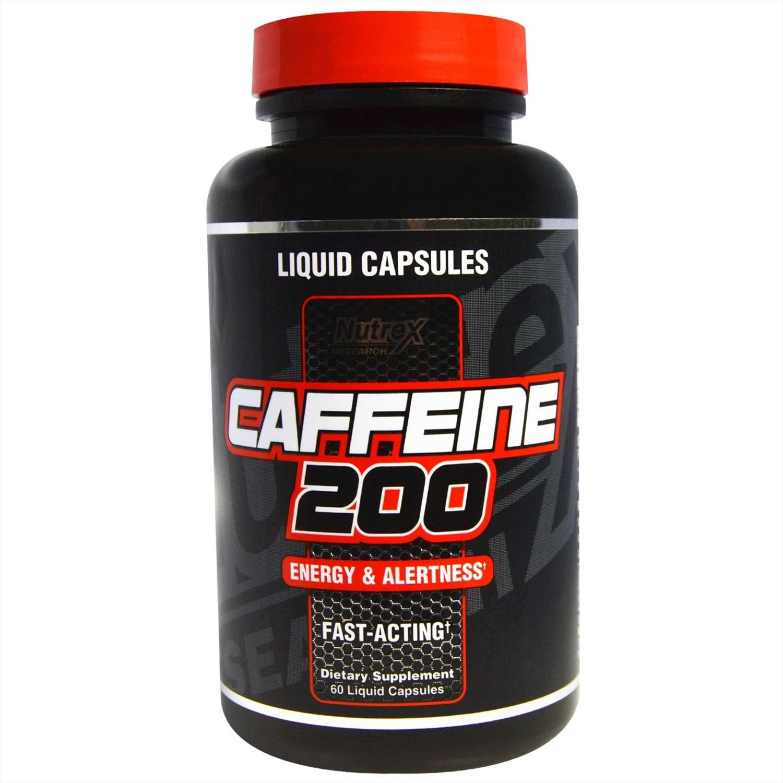 Кофеин в спортивном питании