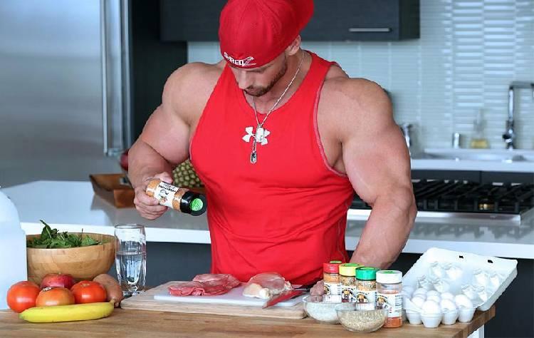 Спорт питание для набора мышечной массы: что выбрать и как принимать