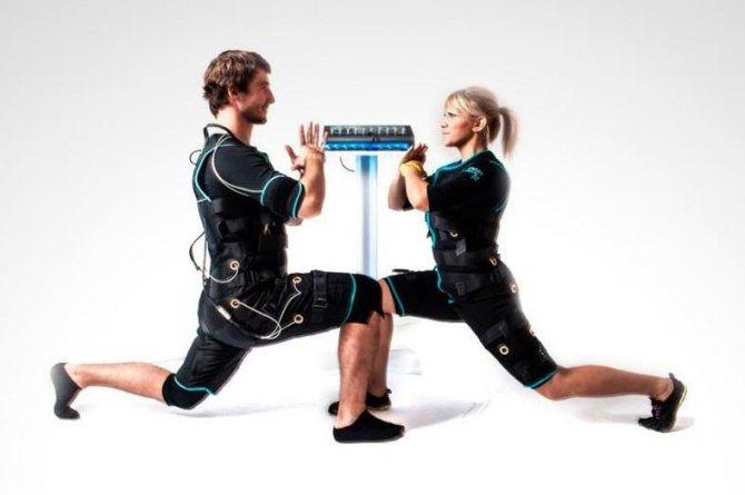 Может ли эмс-тренировка быть эффективной для похудения?