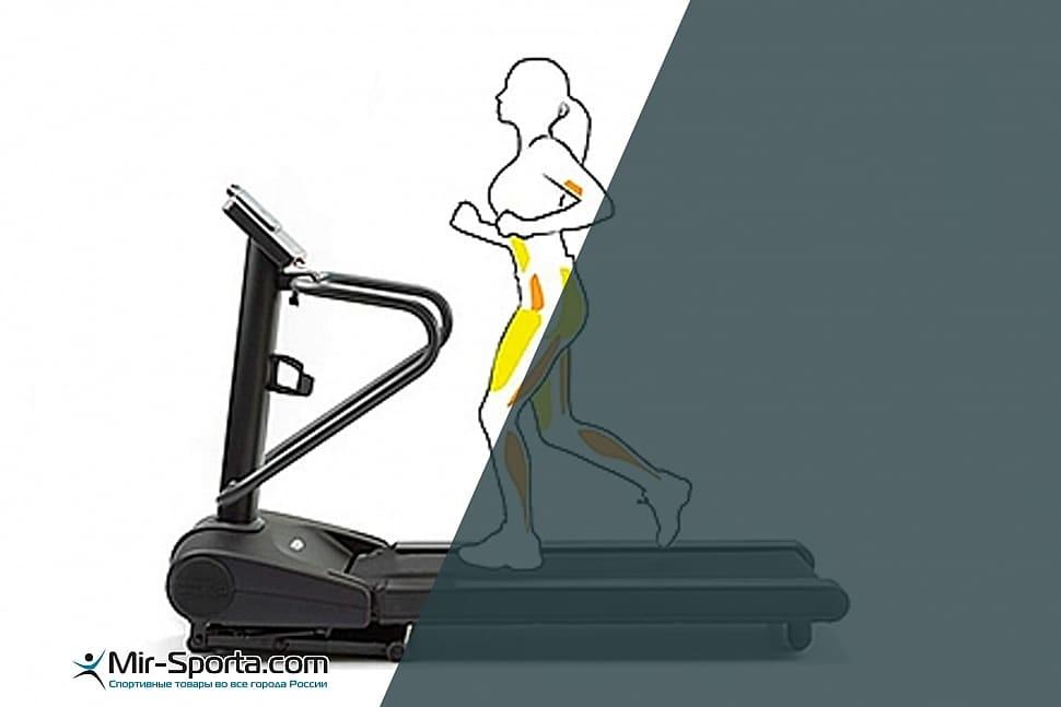 Беговая дорожка для похудения - как заниматься?