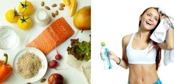 Питание для похудения при тренировках для девушек - диета при занятиях спортом