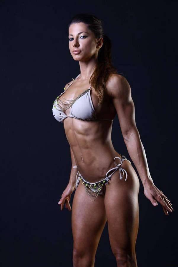 Андреа тина (andreea tina) тренировки, диета, интерьвью