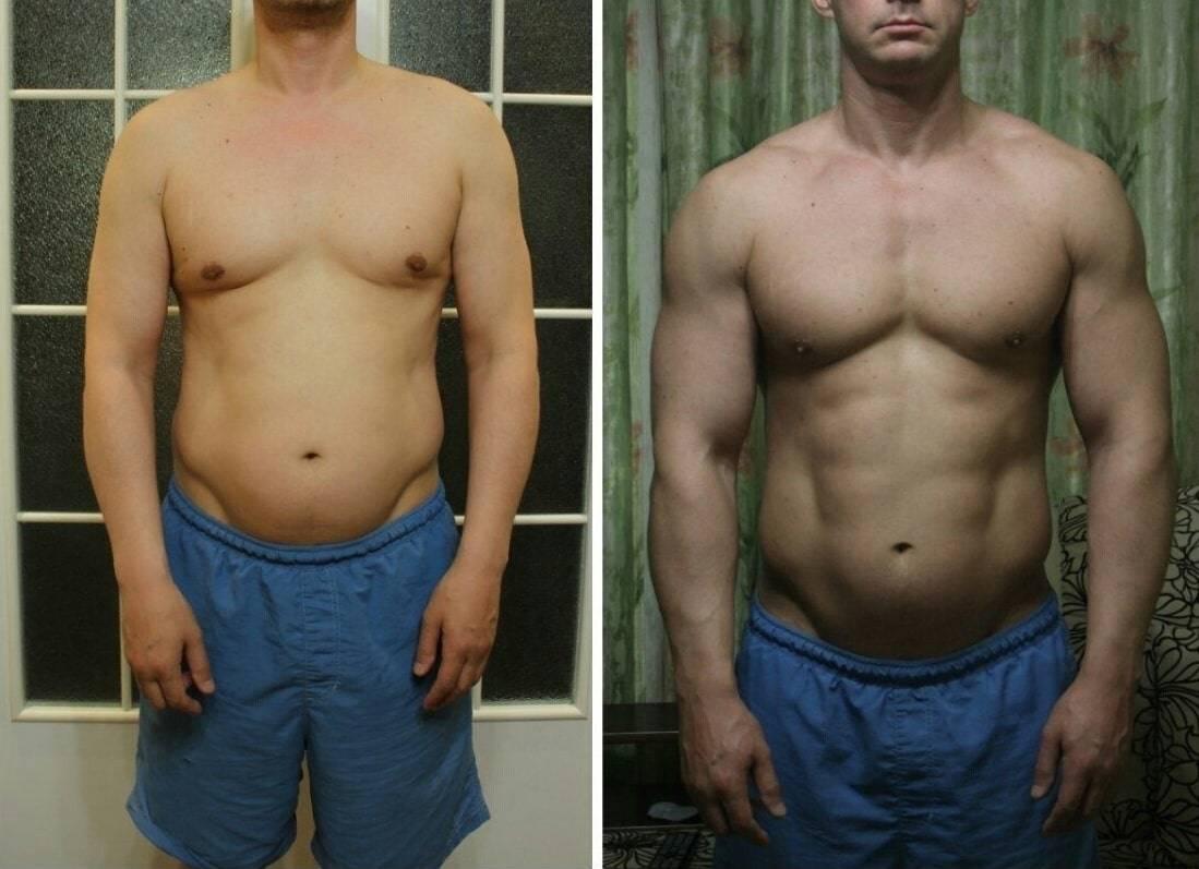 Как накачать красивые мышцы без тяжелых весов