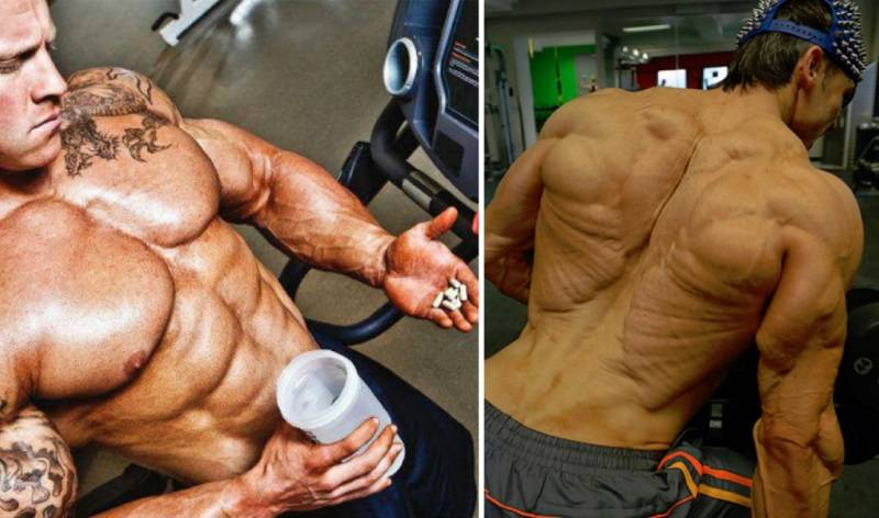 Откат после курса стероидов- природа феномена и борьба с ним