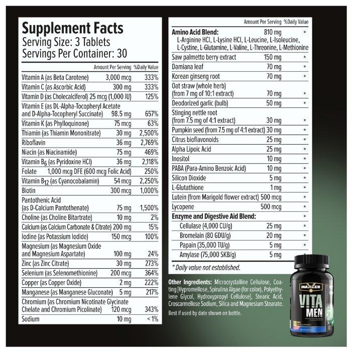 Вита вумен витамины как принимать