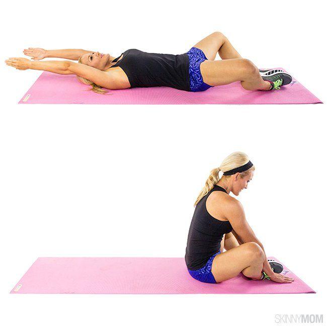 Ситап: техника выполнения и варианты, польза и вред упражнения