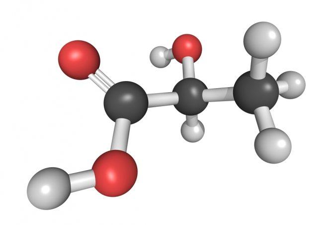 Молочная кислота в мышцах —что это? как вывести ее из организма?