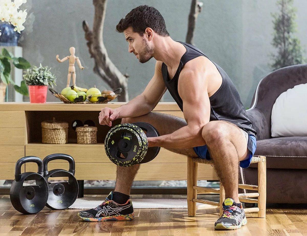Как правильно качать мышцы: качаем попу головой