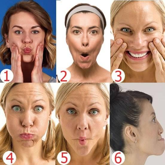 Как быстро похудеть в лице чтобы появились скулы и впали щеки