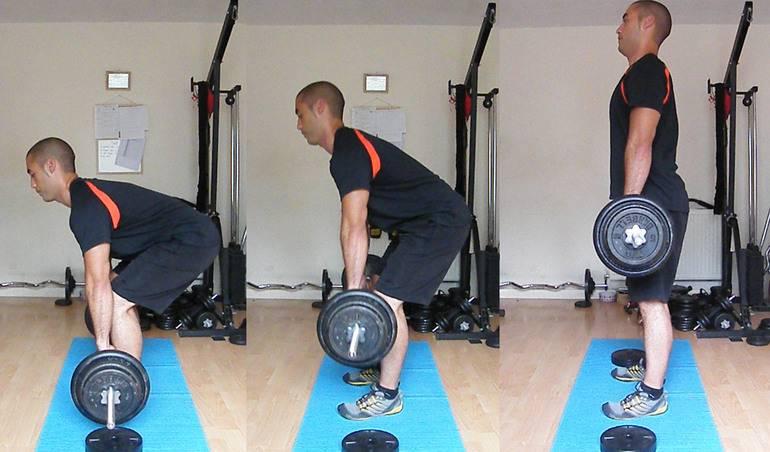 Как можно заменить одно упражнение на другое. |