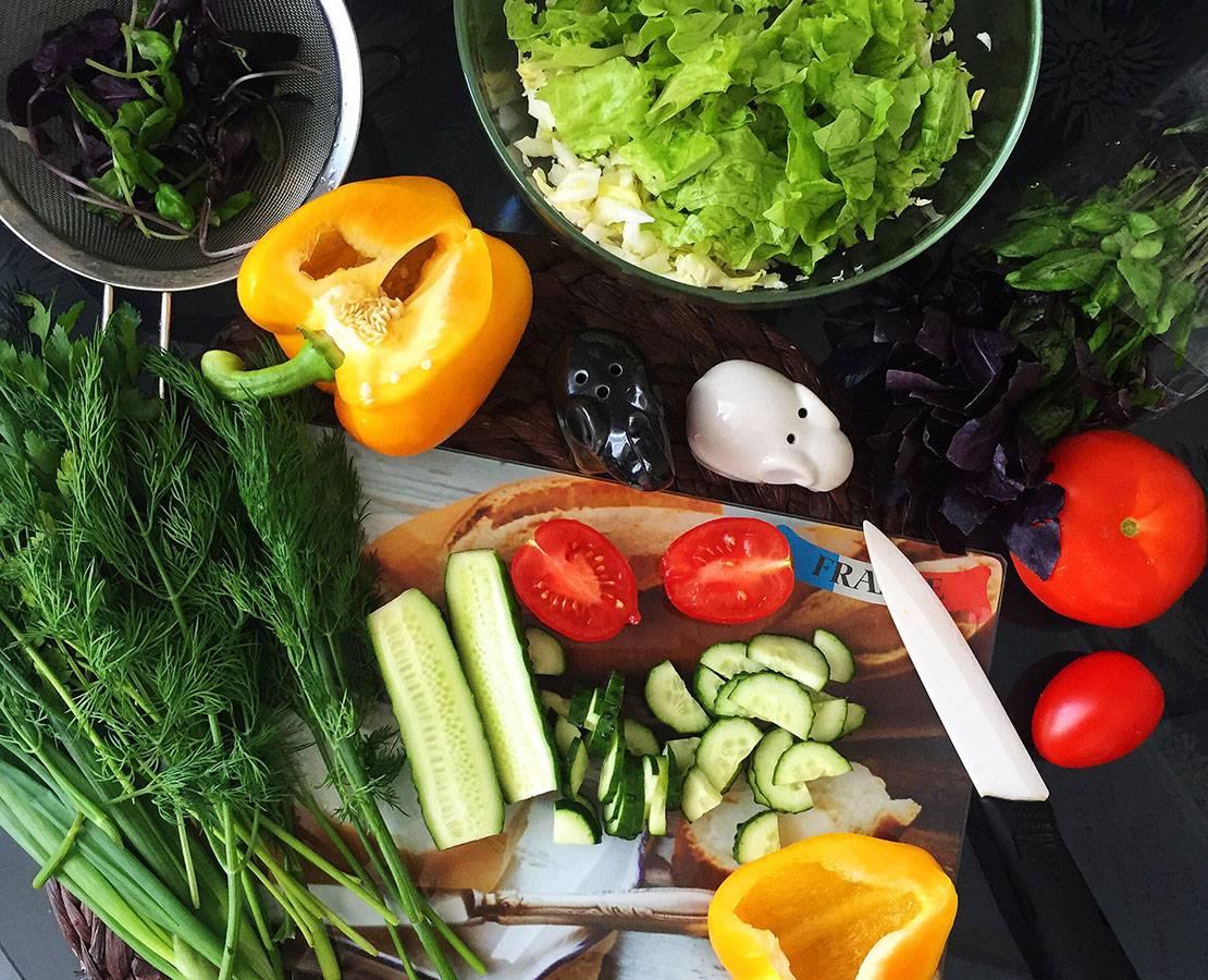 Диета для женщины после 50 лет - правильное питание без вреда