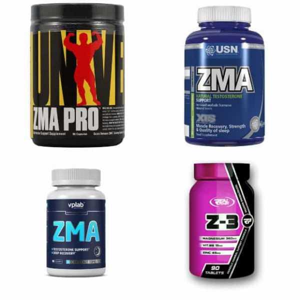 Спортивное питание для повышение уровня тестостерона