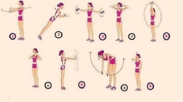 Как увеличить грудь с помощью упражнений: идеальный комплекс!