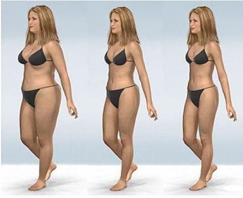 План питания и тренировок для похудения за месяц