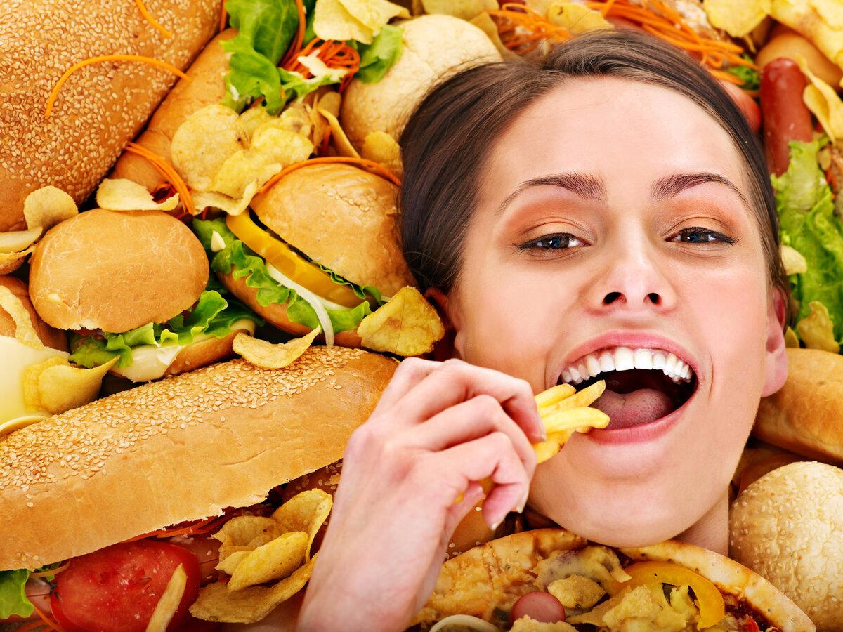 Как отказаться от вредной еды? самые вредные продукты питания для здоровья