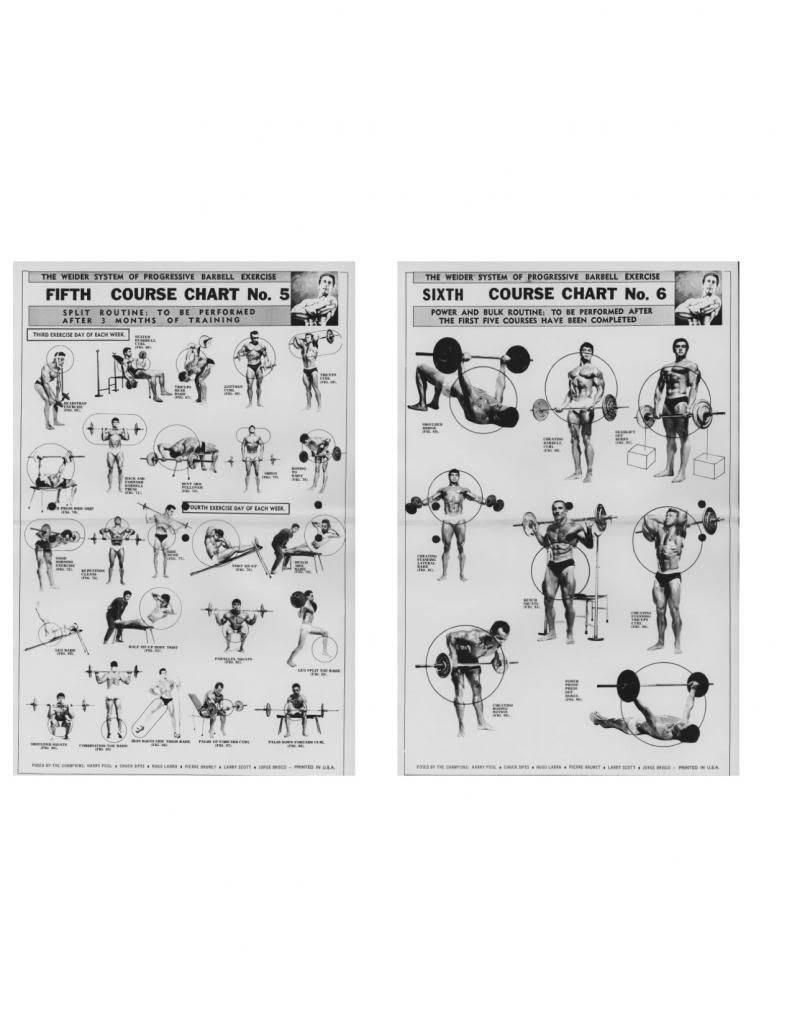 Тренировка: на все тело от джо вейдера