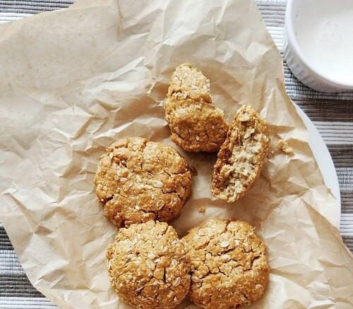 Овсяное пп печенье рецепт. лучшие пп-рецепты овсяного печенья | здоровое питание