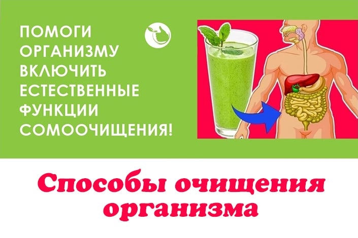 Как правильно очистить ваш организм