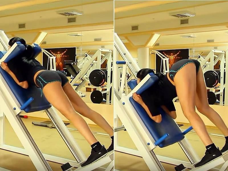 Гакк приседания — sportfito — сайт о спорте и здоровом образе жизни