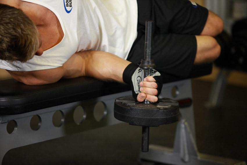 Упражнения для тренировки предплечий — программа для сильных рук