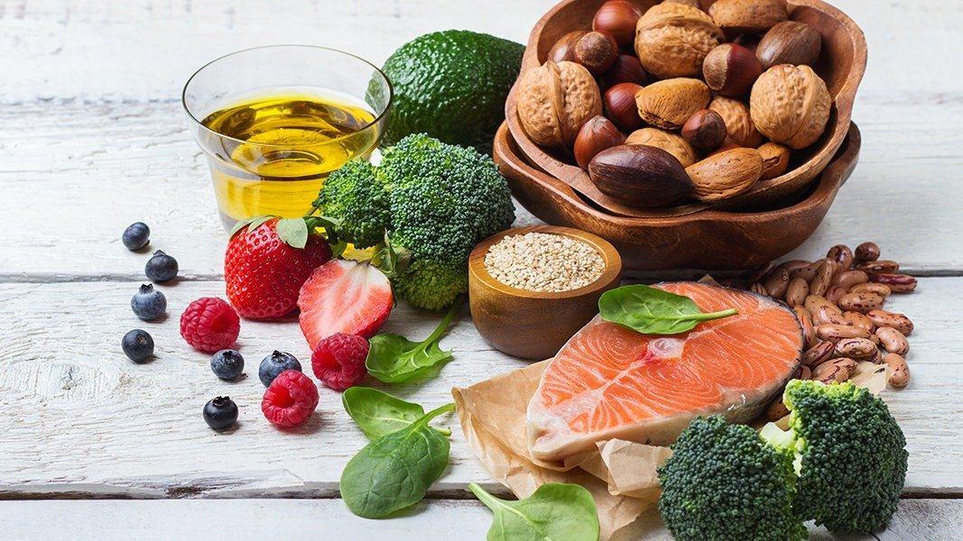 Диета и упражнения для желающих набрать вес