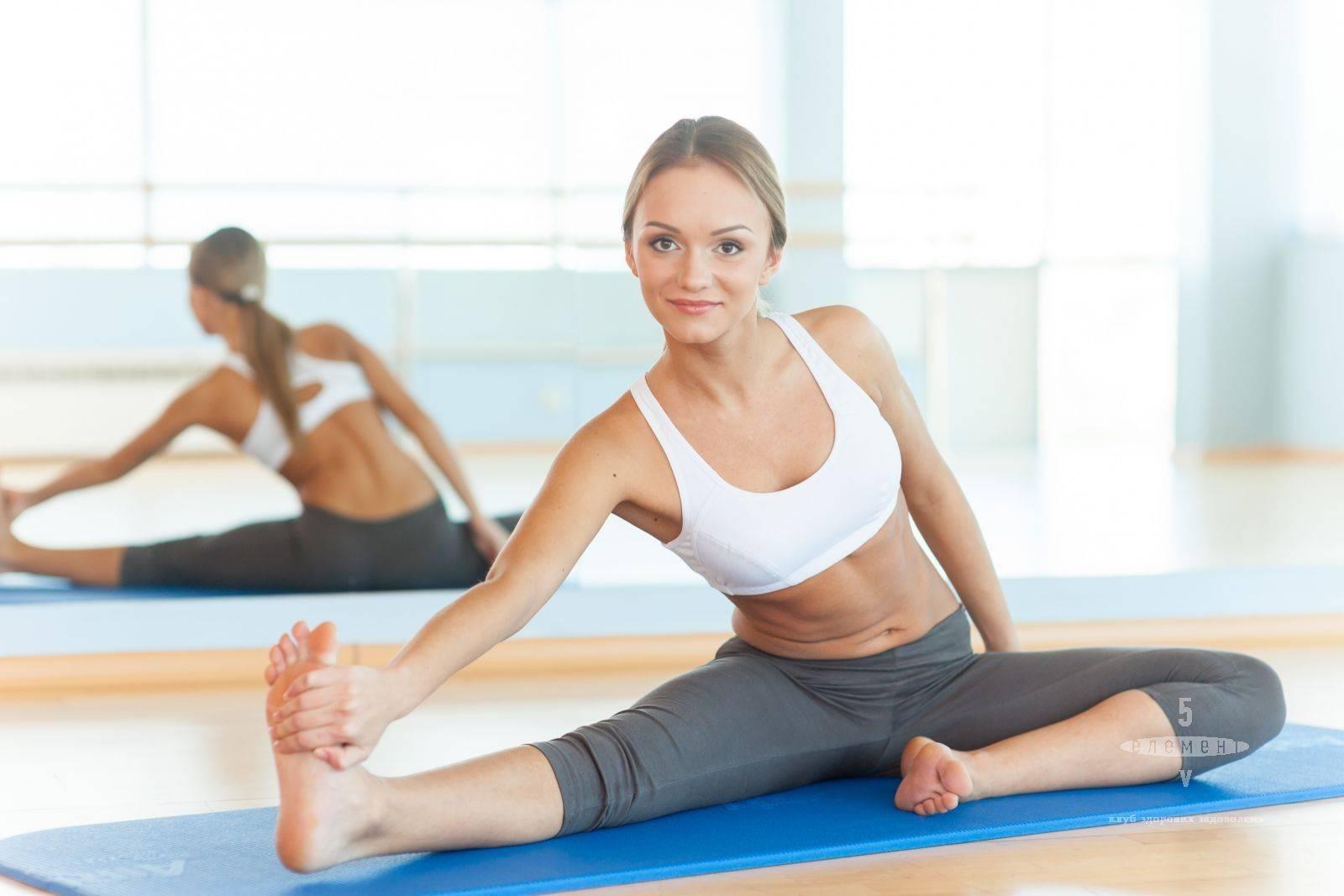 Польза и вред растяжки, упражнения для начинающих в домашних условиях