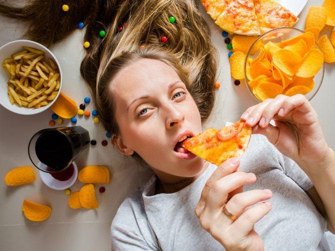 Практические способы преодолеть компульсивное переедание | диетолог.ру