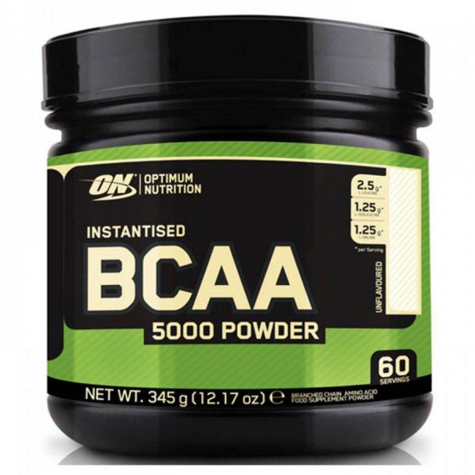 Bcaa или протеин: сравнение, что и для кого лучше   в чем разница