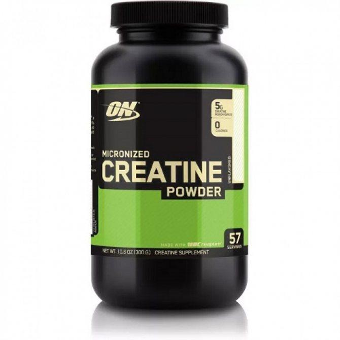 Creatine 100% от trec nutrition