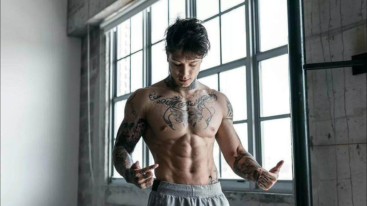Крис херия (chris hearia) рост, вес, программа тренировок, видео gym