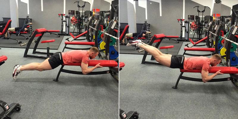 Топ-10 упражнений для здоровой спины и красивой осанки.