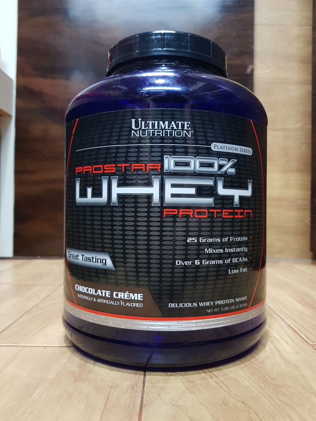 Prostar 100% whey protein 2390 гр - 5lb (ultimate nutrition)