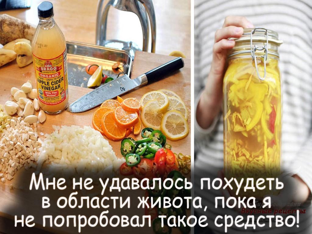 Жиросжигающие напитки - рецепты для похудения в домашних условиях