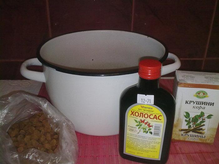 Холосас (сироп) - инструкция по применению, как принимать для похудения (рецепт с изюмом и сенной), особенности применения у детей, отзывы